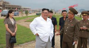 Korea Płn.: Kim pokazał nowe rakiety