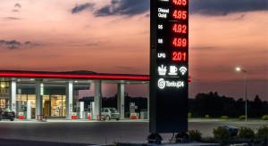 Poprawa zysków niezależnego importera paliw