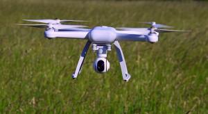 Drony mają wspomóc starzejących się rolników