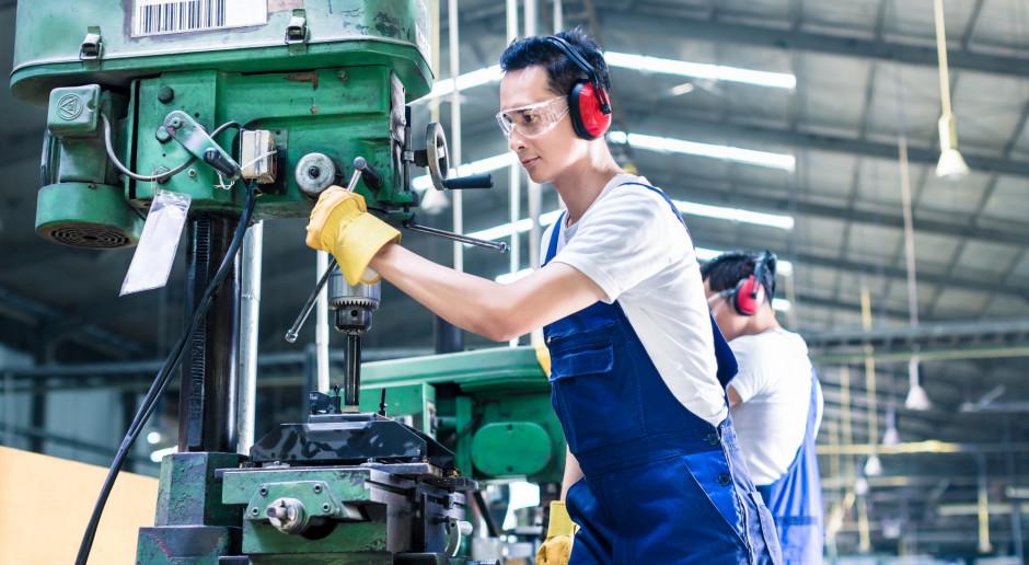 Eurostat: produkcja przemysłowa w Polsce w górę, w eurolandzie w dół