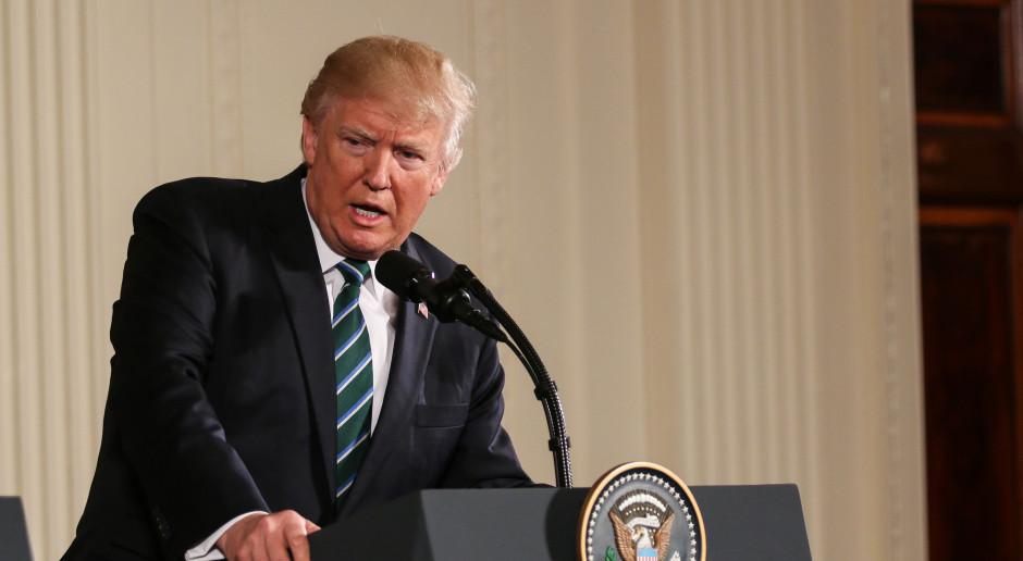 Donald Trump wie, że cła dla Chin mogą zaszkodzić firmom w USA
