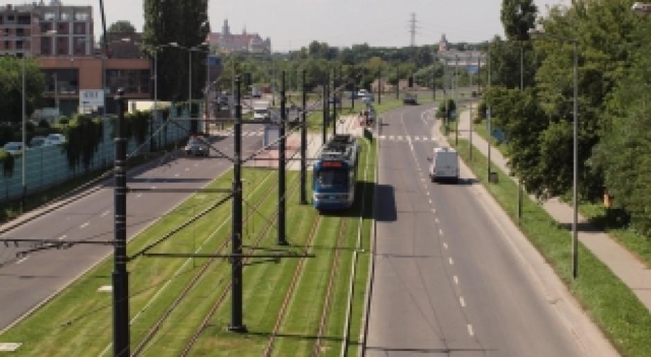 ZUE zaopiekuje się krakowską siecią tramwajową