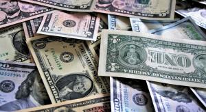 Na Wall Street wzrosty, ale dolar pogłębił osłabienie