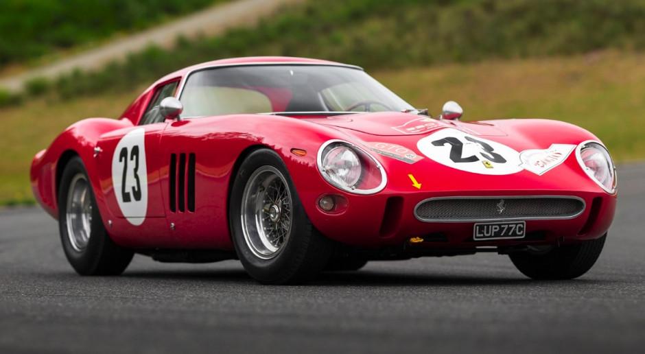 Wiadomo, jaki jest najdroższy na świecie samochód sprzedany na aukcji