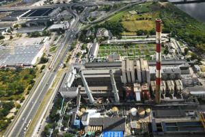 Poślizg na budowie bloku gazowego w EC Żerań