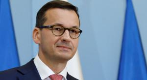 """Premier Mateusz Morawiecki o kierunku rozwoju energetyki w Polsce. """"Mamy do czynienia z tym procesem w innych krajach UE i idziemy w tym kierunku również"""""""