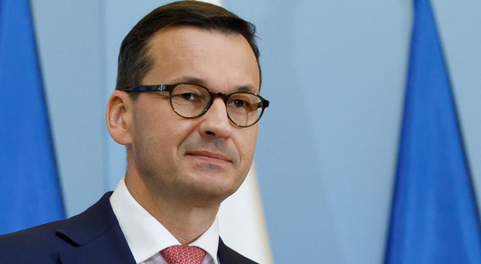 Premier Mateusz Morawiecki: w Polsce idziemy w kierunku energetyki rozproszonej