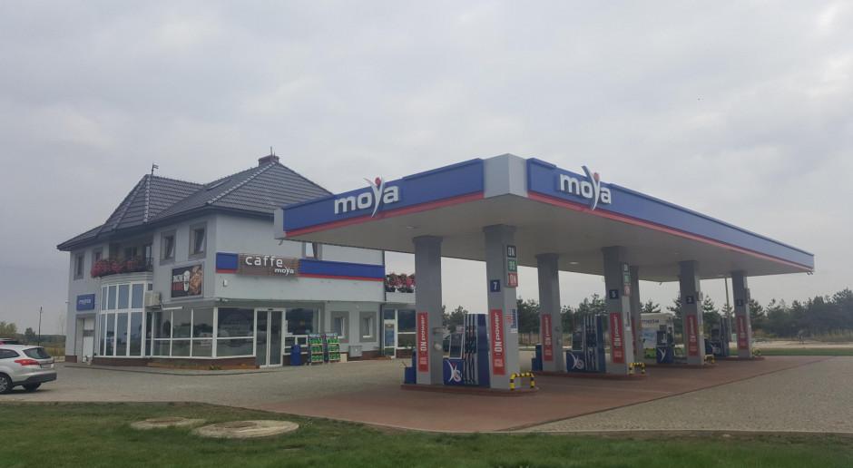 Sieć stacji Moya znów urosła