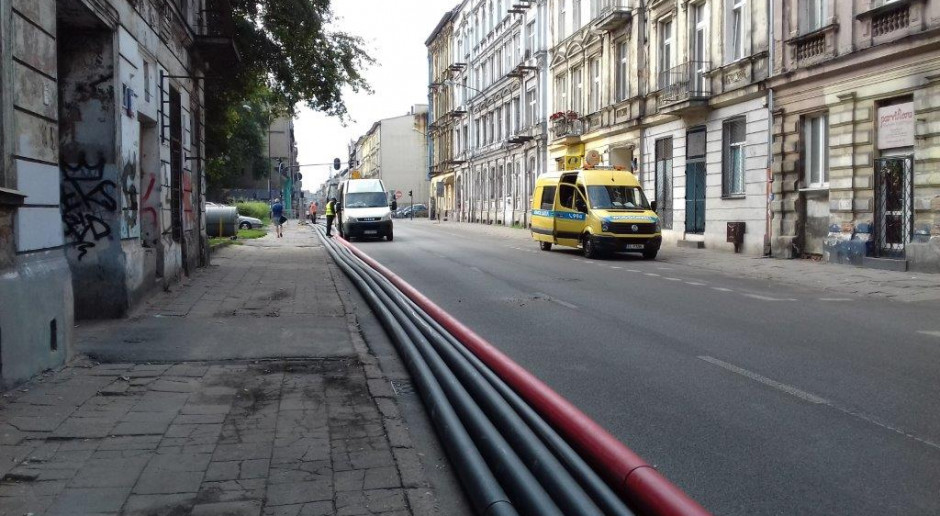 PGE Dystrybucja położy linię kablową 110 kV w centrum Łodzi