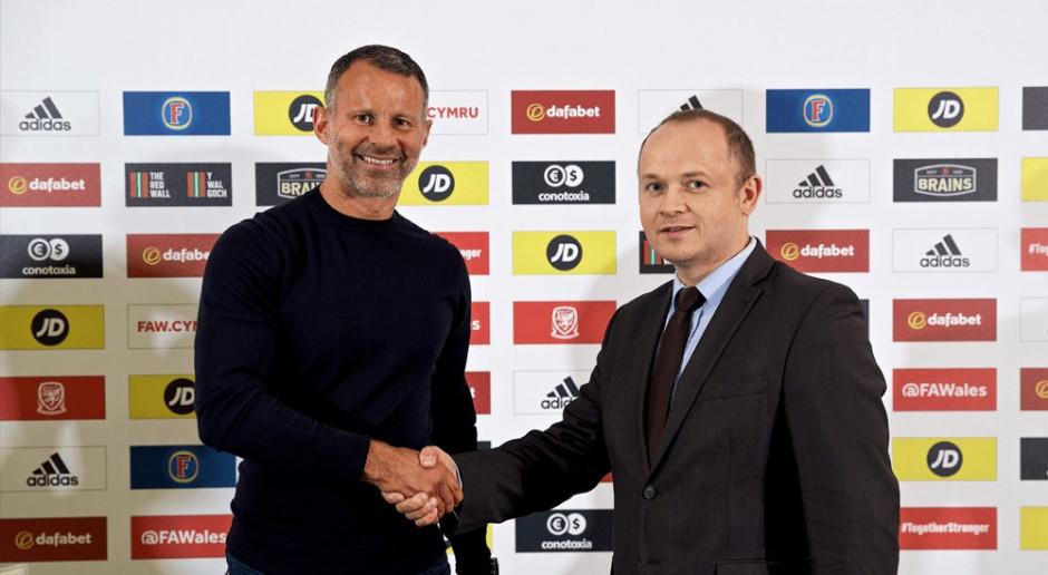 Cinkciarz.pl oficjalnym partnerem reprezentacji Walii w piłce nożnej