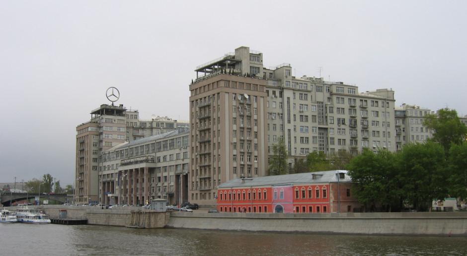 Wiceprezes producenta stali NLMK wypadł z okna domu w Moskwie