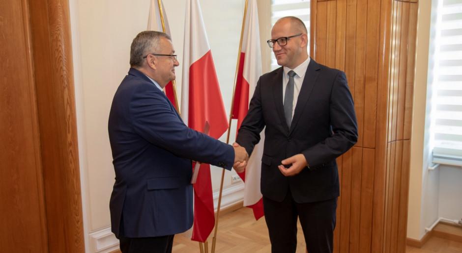 Tomasz Żuchowski na czele GDDKiA