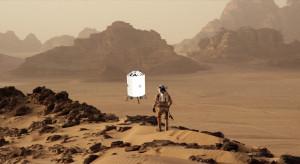 Kosmiczny sukces polskich studentów. Dotąd nic tak ciężkiego na Marsie nie lądowało