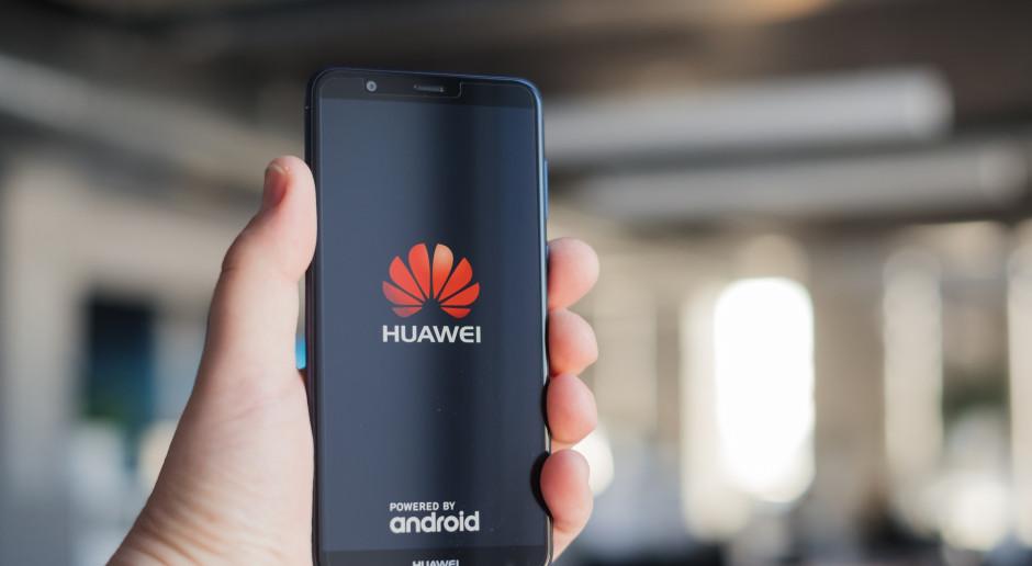 Huawei stara się zastrzec własny system operacyjny
