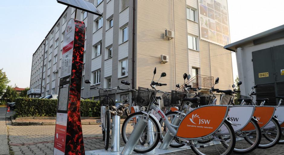 JSW wspiera program Jastrzębski Rower Miejski