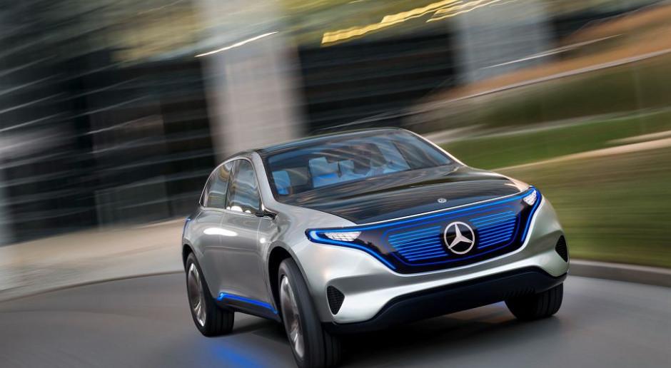 Daimler zapewnia o utrzymaniu produkcji elektrycznego crossovera EQC