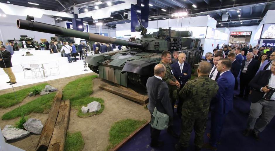 Kielce. Nowy Rosomak, premiera pistoletu i deklaracje współpracy przy programach zbrojeniowych
