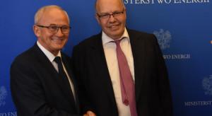 Niemiecki minister w Polsce: odchodzenie od węgla w energetyce musi być stopniowe