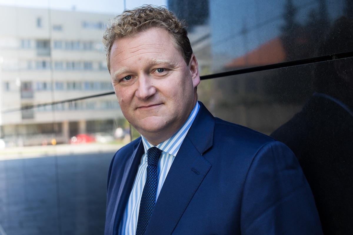 Hadley Dean, prezes zarządu EPP. Fot. mat. pras.