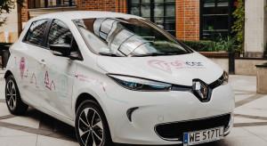 Elektryczny ZOE trafia na polskie drogi w usłudze carsharingu
