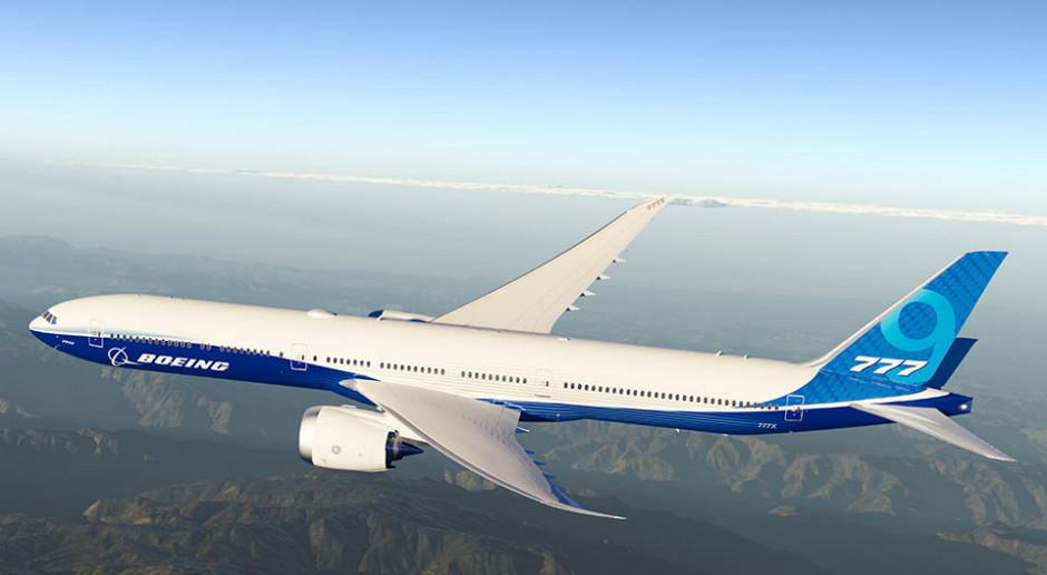 Boeing ukończył montaż samolotu nowej generacji
