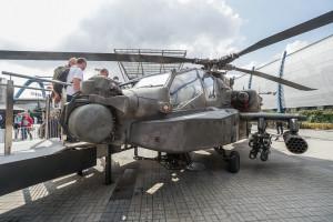 Bomby, czołgi, drony... tak teraz wygląda nowoczesne uzbrojenie