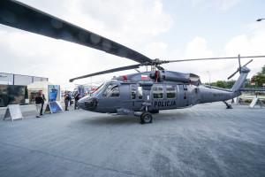 Centrum serwisowe Black Hawków w Rumunii z udziałem PZL Mielec