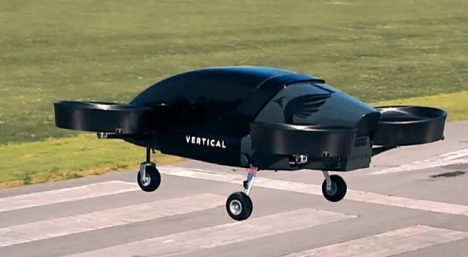 Pierwszy test latających taksówek Vertical Aerospace w Wielkiej Brytanii