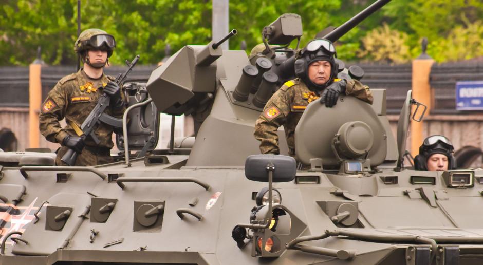 Batalionowa grupa bojowa NATO ćwiczy w Podlaskiem