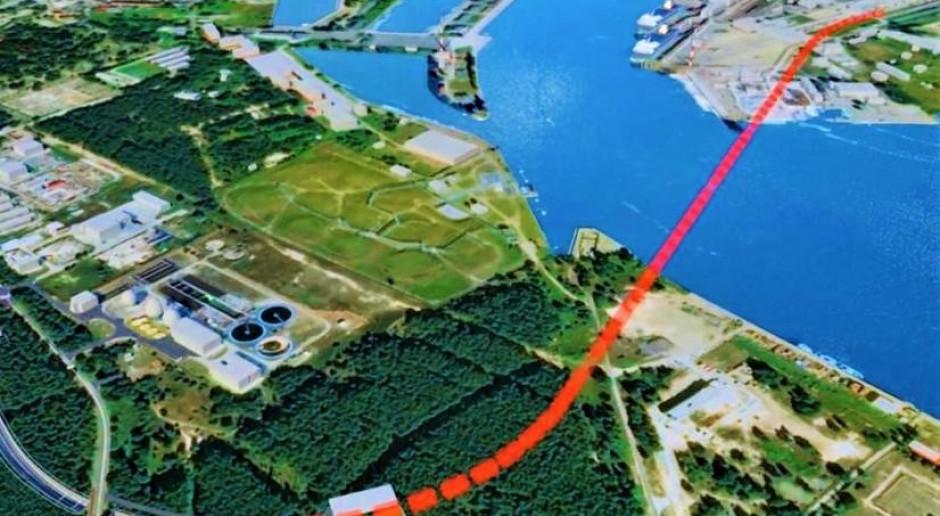 Gróbarczyk: tunel w Świnoujściu zapewni stałe połączenie z resztą kraju