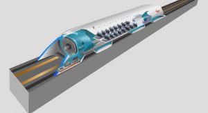 Nowy etap w rozwoju europejskiego hyperloopa. Jest kolejny duży inwestor