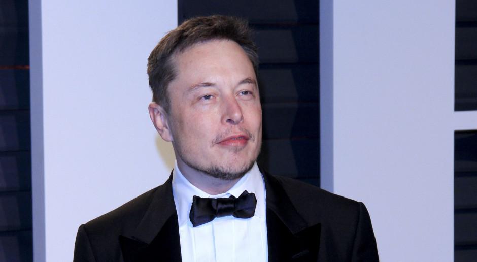 Elon Musk: Tesla wpadła w logistyczne piekło