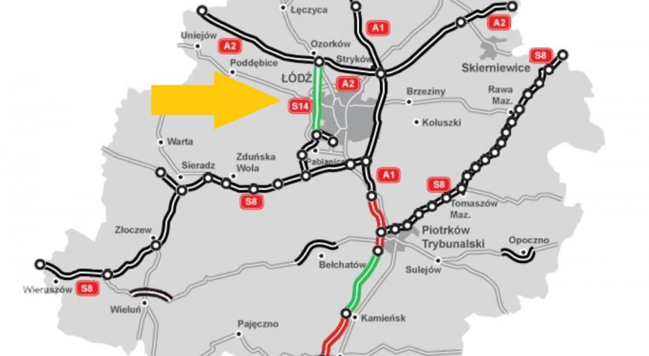 Eurovia nie chce kontraktu na S14 Zachodnią Obwodnicę Łodzi