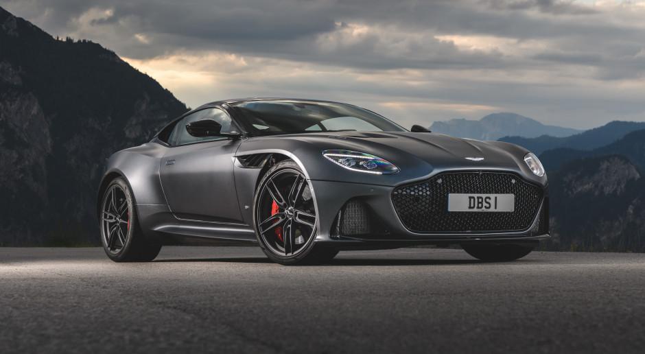 Aston Martin szuka kapitału i idzie na giełdę