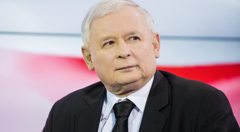 Jarosław Kaczyński: na pewno będę chciał z prezesem Glapińskim rozmawiać
