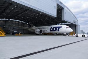 Dreamlinery LOT-u będą zimować w Jasionce