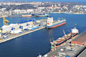Szybko rosną przeładunki w Porcie Gdynia