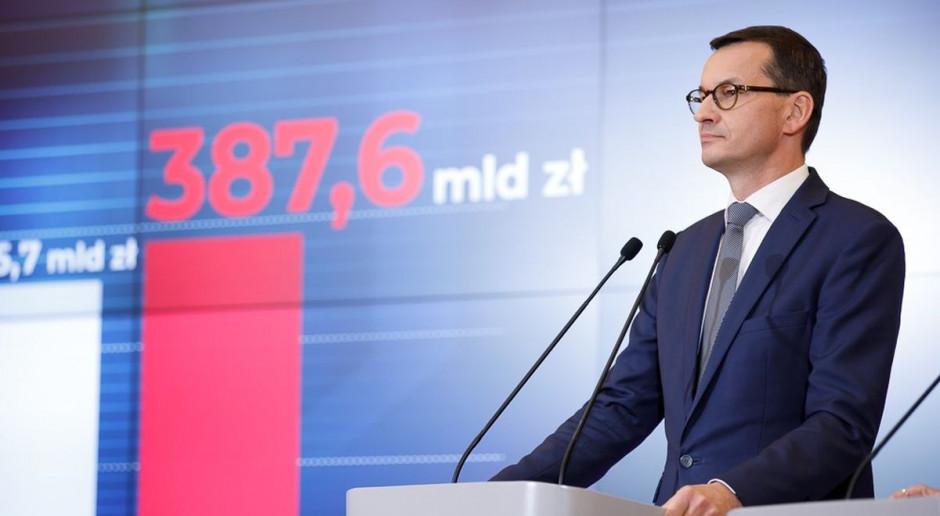 Orłowski, Mech, Zuber i Krzysztoszek oceniają rok rządów Morawieckiego