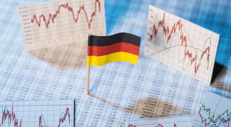 Gospodarka Niemiec najsłabsza od 5 lat