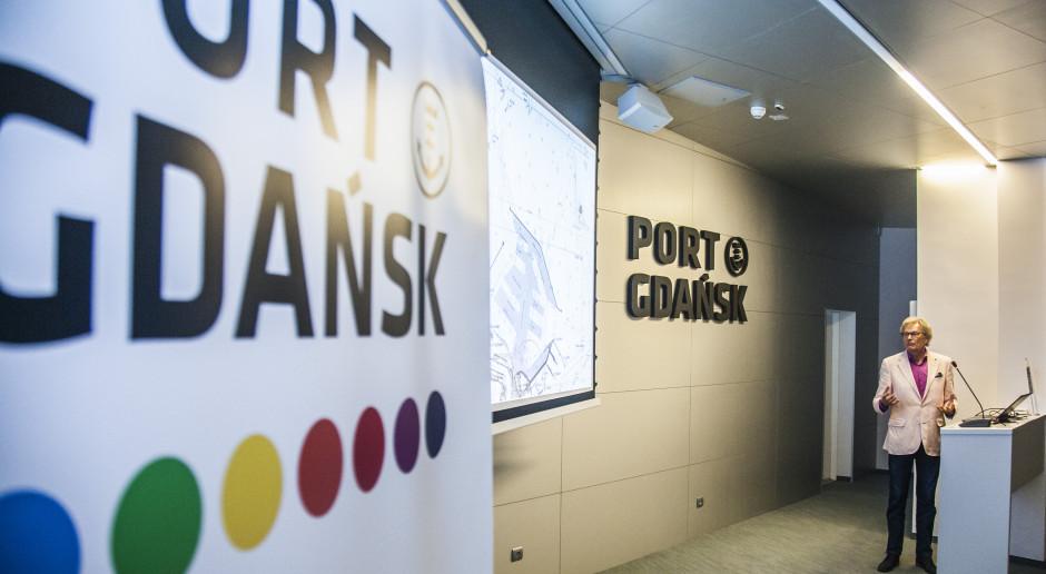 W Porcie Gdańsk zaprezentowano wstępne koncepcje Portu Centralnego