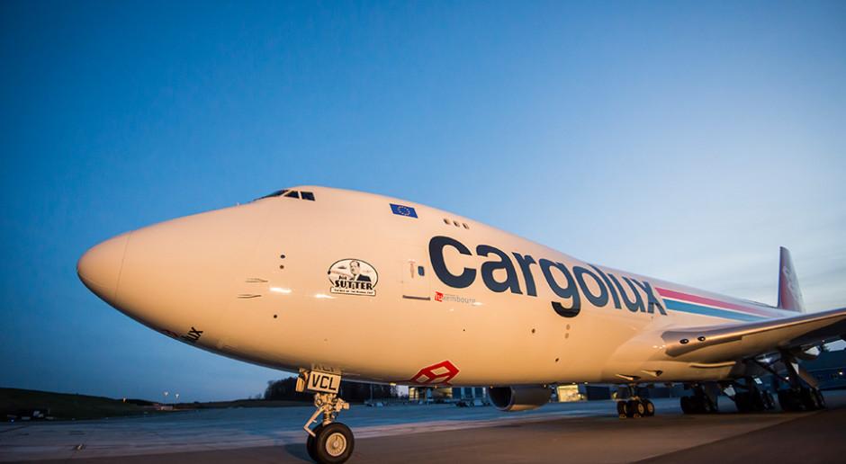 Rekordowe przewozy cargo w Katowice Airport