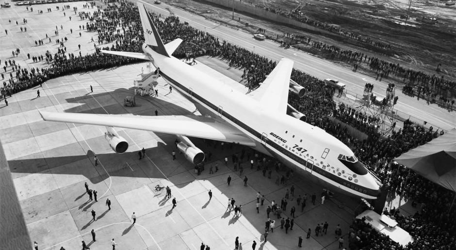 50 lat temu zaprezentowano najważniejszy samolot w historii lotnictwa pasażerskiego