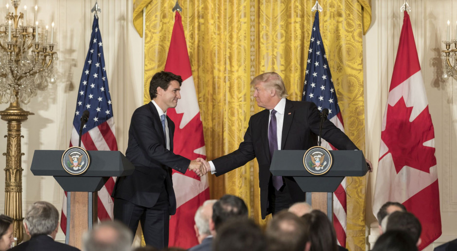 USA, Kanada i Meksyk uzgodniły porozumienie w sprawie NAFTA