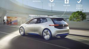 Volkswagen testuje samochody autonomiczne na ulicach Hamburga