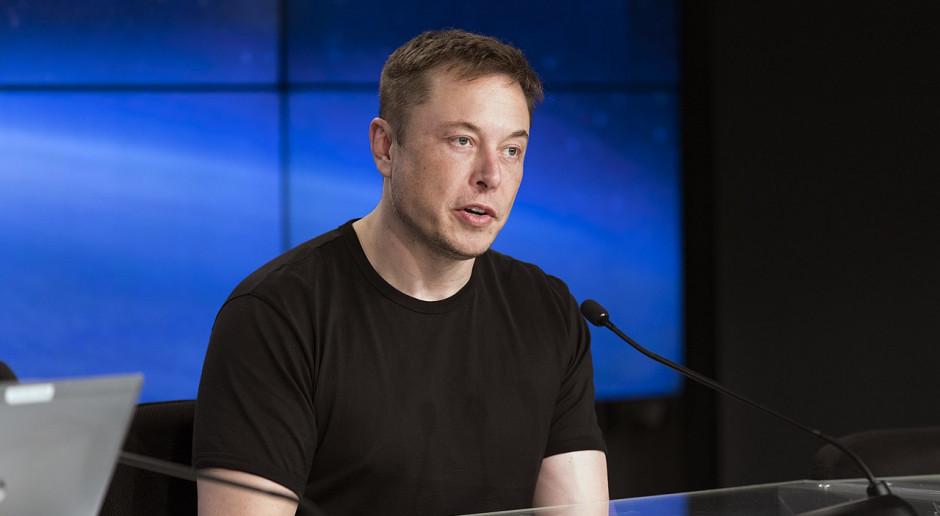 Elon Musk ma asa w rękawie. Obiecuje duże zyski