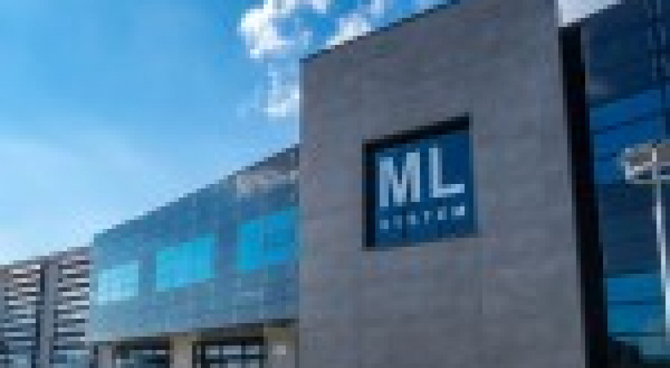ML System liderem wzrostów na giełdzie