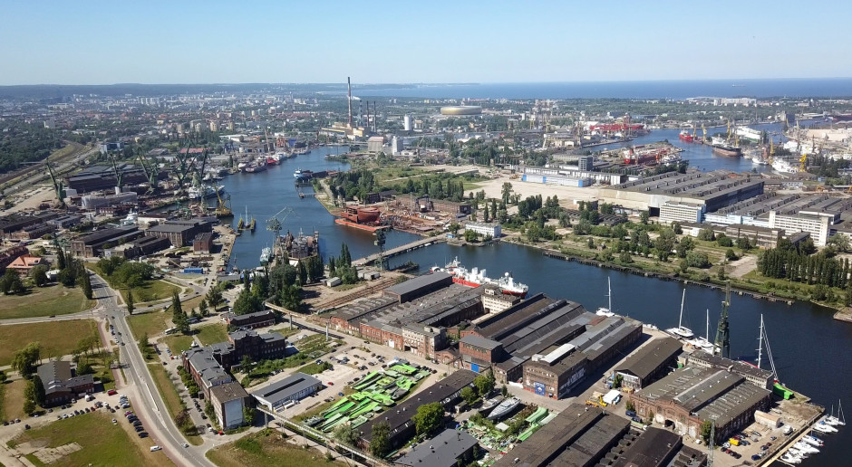Nowatorski plan dla zrenacjonalizowanej Stoczni Gdańsk. Pierwszy statek już za 2 lata