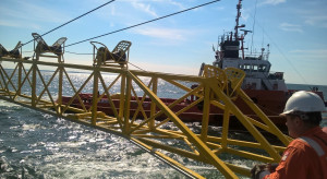 Lotos buduje gazociąg na Bałtyku. Teraz musi go ochronić przed rybakami