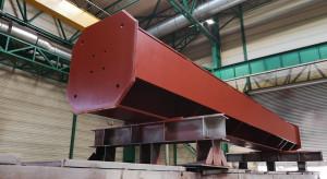 Ruszyła budowa 630-tonowej wieży dla kopalni