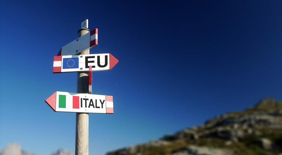 Komisja Europejska zaniepokojona projektem włoskiego budżetu